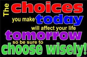 saya mesti pilih!